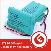 GLE-27910 NI-MH Cordless Phone Battery 3.6V 600mah