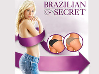 Free shipping(CPAM) Brazilian Secret sexy Lingerier woman's Underwear Padded panties Beautify Buttocks up panty as seen on tv