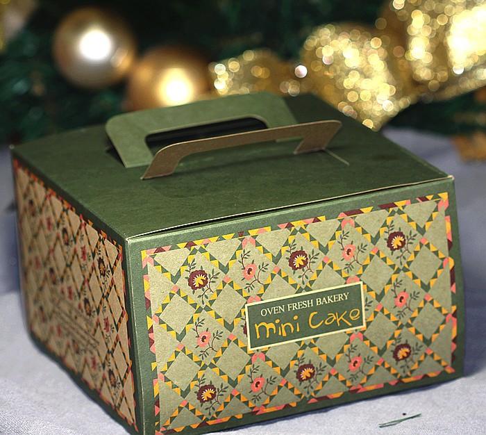 Cute Cardboard Boxes Box With Handle Cardboard