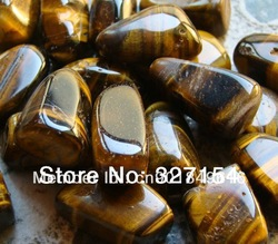 Blue Tiger eye Tumbled Stones Healing Crystals Metaphysical(China (Mainland))