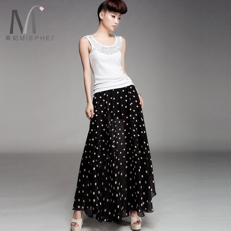Long Skirt Summer 2013 – images free download