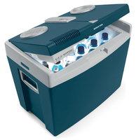 T35 trainborn portable dual refrigeration refrigerator car refrigerator heating box 35l
