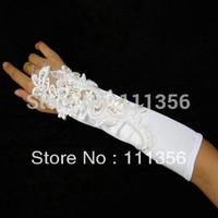 2014 bridal gloves fingerless to elbow gloves wedding formal dress gloves beautiful ivory wedding gloves mm024