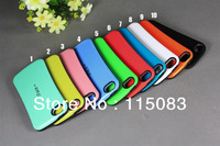 DHL Free Shipping New Korea Style iFace Candy Color Silicon Protection Back Cover Case For iPhone 5 5G, Wholesale 100pcs/Lot