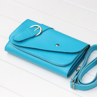 2013 fresh small bags women's shoulder bag cross-body lucky buckle multifunctional fashion summer women's handbag