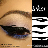 Pl229  Women's Fashion Eyeliner Fashion Nature Eyelid Eyeliner For Woman Free Shipping