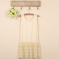 summer new arrival women's mid waist  sweep spaghetti strap one-piece dress basic tank dress 0806