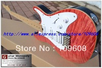 Wholesale - Free Shipping New Arrival Custom RED stripe suhr High Quality wilkinson's tremolo Electric Guitar