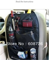 high quality free shipping car back seat pocket