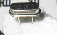 New 10Pcs 12.000MHZ 12 MHz Crystal Oscillator HC-49S Low Profile