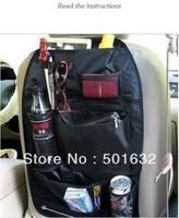 Freeshipping Car Multi Back Pocket Auto Storage Organizer Bag A0003