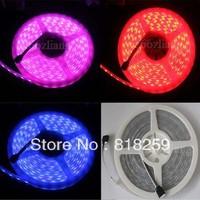 IP67 5M 5050 SMD 300 LED RGB Waterproof Flexiblestrips Parlor Lights 60leds M