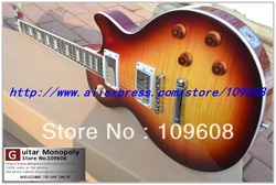 2013 new arrival 1960 Custom Electric Guitar Antiquity Burst Aged/Signed excellence free shipping(China (Mainland))