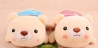 Min. Order 15$.  Plush Stuffed Toy; Metoo BEAR DOLL Mobile Cell Phone Holder Case Car Stand Holders Pouch Bag; Phone Rack