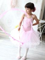 wholesale 5-10 years pink Children's ballet skirt,kid tutu dance dress,girls's dancing dress,baby skirt,kid skirt