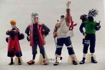 New Japan Anime Naruto action figure lot of 4pcs