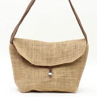 free shipping Ilure women's hemp cotton cloth bags cross-body straw braid bag messenger bag small bag