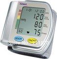 60 Times Memory LCD Display Wrist Digital Blood Pressure Monitor,Blood-pressure Meter Free Shipping Dropshipping