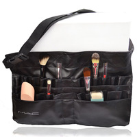 Free shipping 6202 cosmetic brush bag 22 cosmetic brush waist pack makeup bag
