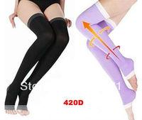 Free shipping Women Sleep Slimming 480D leggings, Varicose Veins stocking