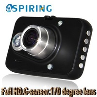 Ambarella chipset Full HD with G-sensor car camera mobile dvr