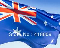 Australian Aussie Australia OZ NATIONAL flag 150x90cm 5FT X 3FT FULL SIZE FREE SHIPPING WHOLESALE