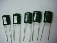 Free shipping for 1000pcs/lot 2A823J 82NF/100v 0.082UF/100V polyester capacitor
