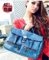 2013 winter fashion motorcycle bag fashion vintage shoulder bag handbag cross-body women's handbag bag