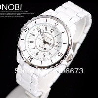 Women's Chronograph fashtion Stainless Steel Gift watch! Fast Shipping Womens quartz casual Sports/ business watches T044
