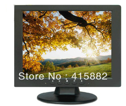 Factory price ! 10.4 inch surveillance monitor lcd for cctv camera + EMS free shipping(China (Mainland))