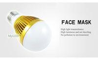 3PCS Hight Luminous 3w/5W/7W Warm White/White LED Lighting With E27/E14/B22 LED Bulb Lamp With Epistar Chip Free Shipping