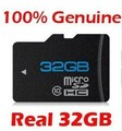 Brand NEW 32GB MICROSD CLASS 10 MICRO SD HC MICROSDHC TF FLASH MEMORY CARD REAL 32 GB WITH SD ADAPTER(China (Mainland))