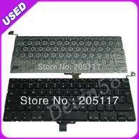 Laptop Keyboard For Macbook Pro unibody 13.3'' A1278  UK KEYBOARD , 100% WORKING !