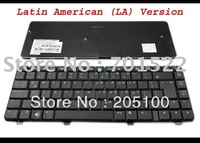 New Laptop keyboards for Presario CQ40 CQ45 Black Latin American Version - MP-05586LA-6983
