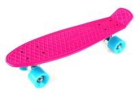 "Free Shipping 22"" Banana Board Penny Style Mini Cruiser Skateboard Complete Mini Long Board Skate Penny"
