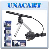 Supereyes B003+ 300X Portable USB Digital Microscope Magnifier Otoscope Accessories