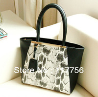 2013 high-end serpentine female players of the bill of lading shoulder bag ladies leisure bag