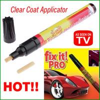 Fix it PRO Pen Simoniz Car Scratch Repair Clear Painting Pens As seen on TV 2pcs/lot