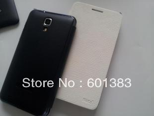 Star N9770, i9220, N8000,N8000+ 5.08 Inch Note 2 protector leather case Free shipping-2 Colors