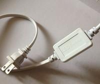 Fitting of neon light     ---- Power plug