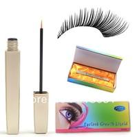 Free Shipping High Quality Eyelash Growth Liquid Eyelash Mascara Tonic treament Brush 5ML