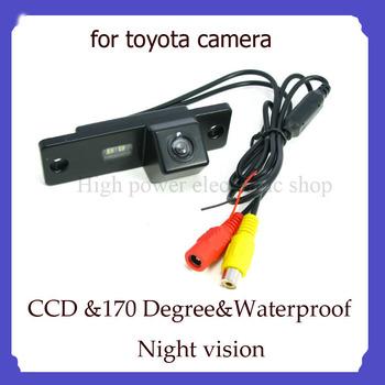 CCD Chip Car Rear View Reverse Parking CAMERA for toyota prado frv fsv car parking camera