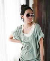 2013 New style sunglasses women popular summer sunglasses Women sunglass free shipping
