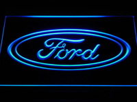 d007-b Ford Neon Sign