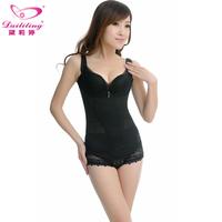 Abdomen drawing slim waist bamboo charcoal fiber collagen shaper shapewear body shaping underwear slimming clothes