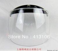 Motorcycle helmet/Jet helmet/Vintage helmet/Retro helmet goggles glasses with peak/sun glasses protection