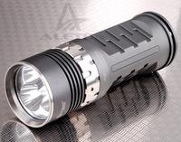 5400Lm 3x CREE XM-L XML U2 LED Flashlight Torch 18650