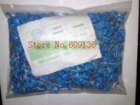 Free shipping for  22/1KV 22PF 1000V 1000pcs/lot High voltage ceramic disc capacitor