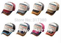 2013 COOL QUALITY Mens Caps and Hats Flexfit Distressed Cap Women Vintage Flex Fit Designer Baseball Hat Womens Sport Brim Visor