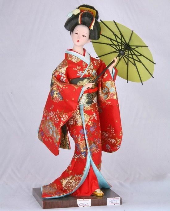 Кимоно для куклы своими руками 96